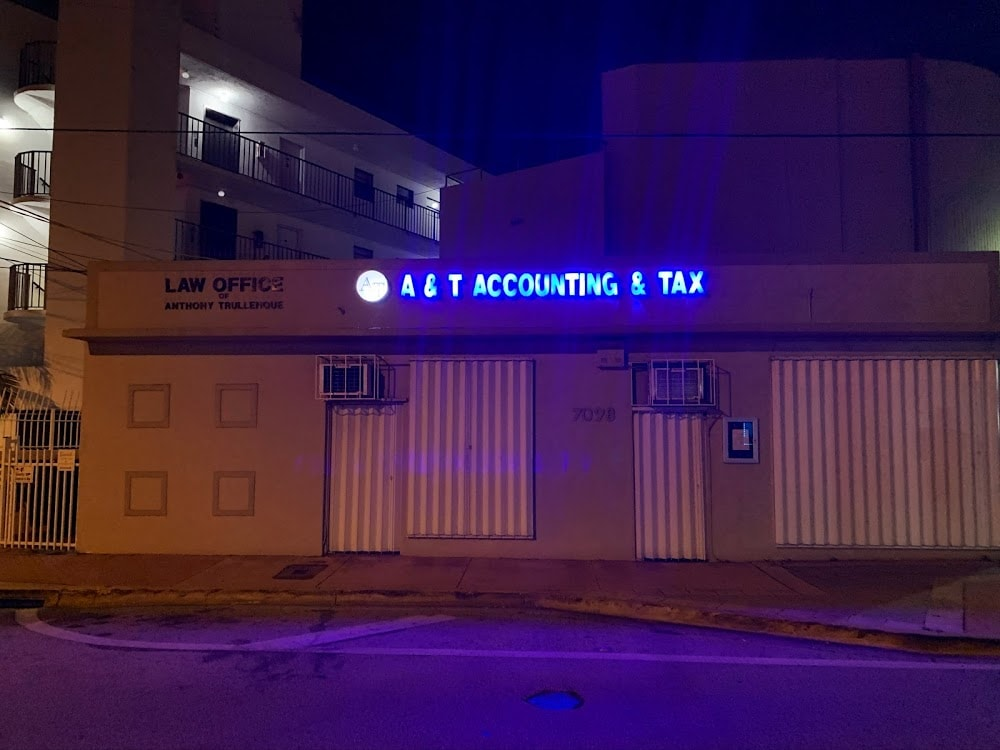 A & T Accounting & Tax Services Inc