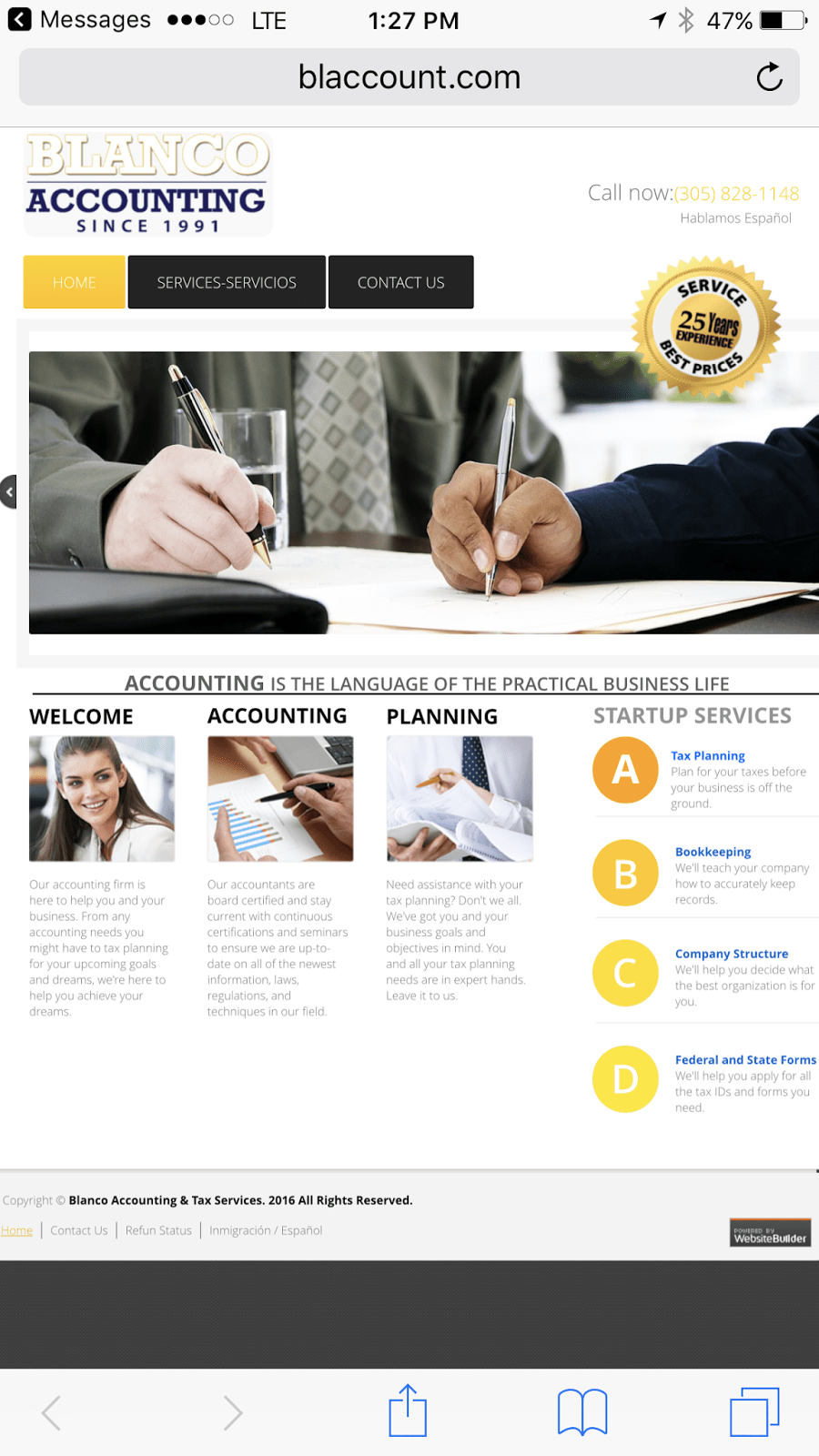 Blanco Accounting & Tax Services