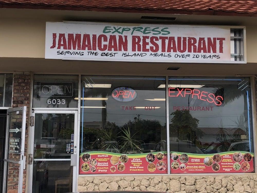 Express Jamaican Restaurant
