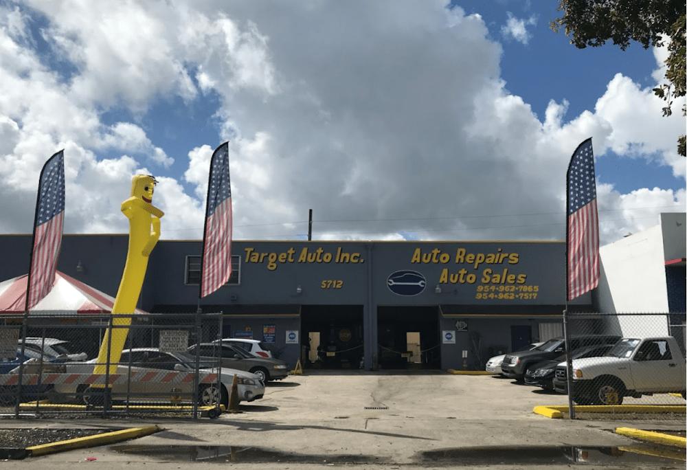 Target Auto Repair