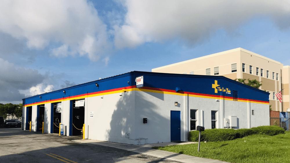 The Car Clinic of Miami