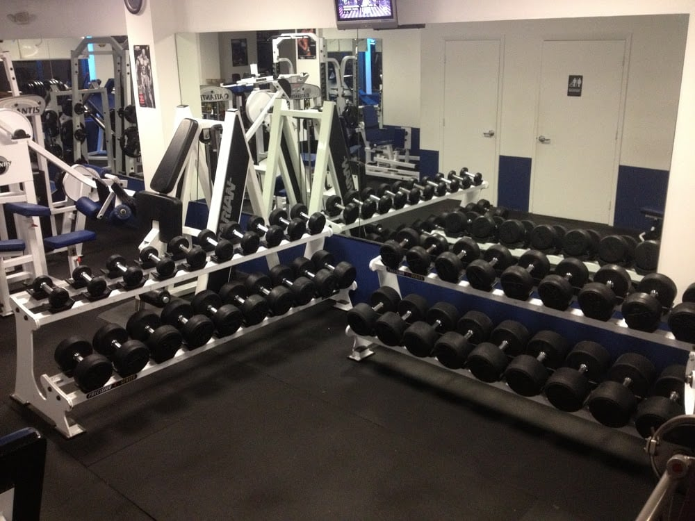 Airport Fitness Center