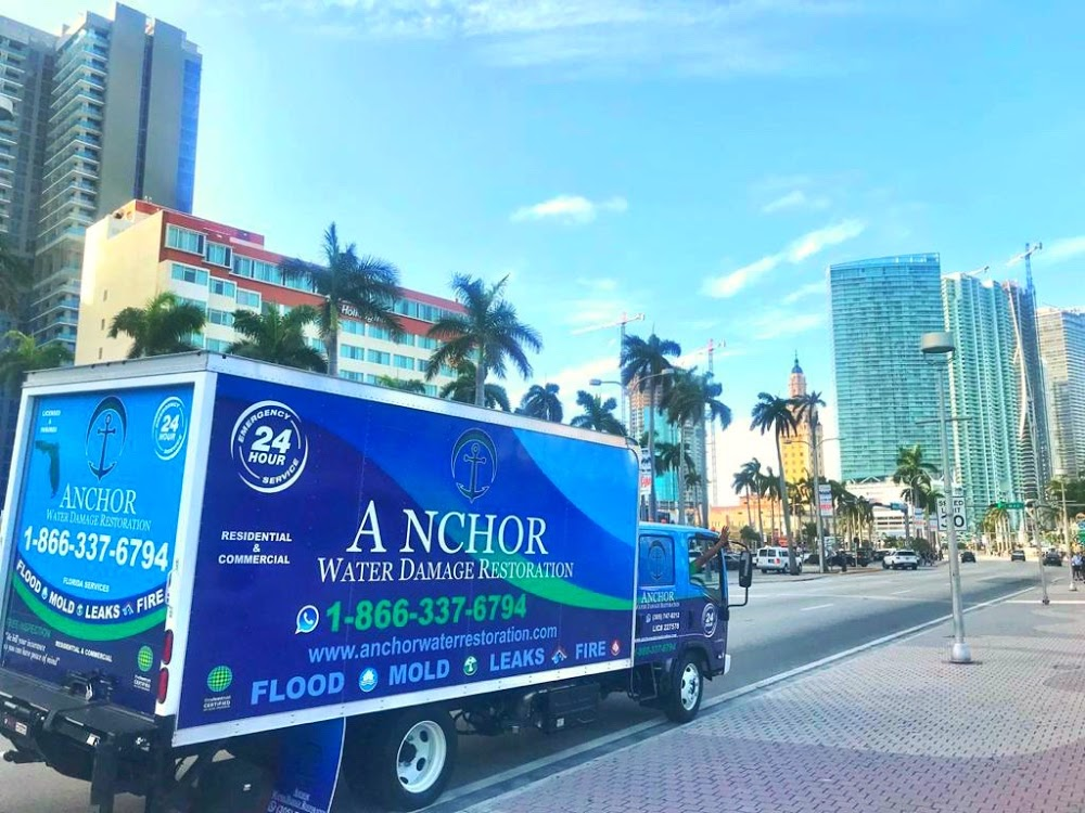 Anchor Water Damage Restoration