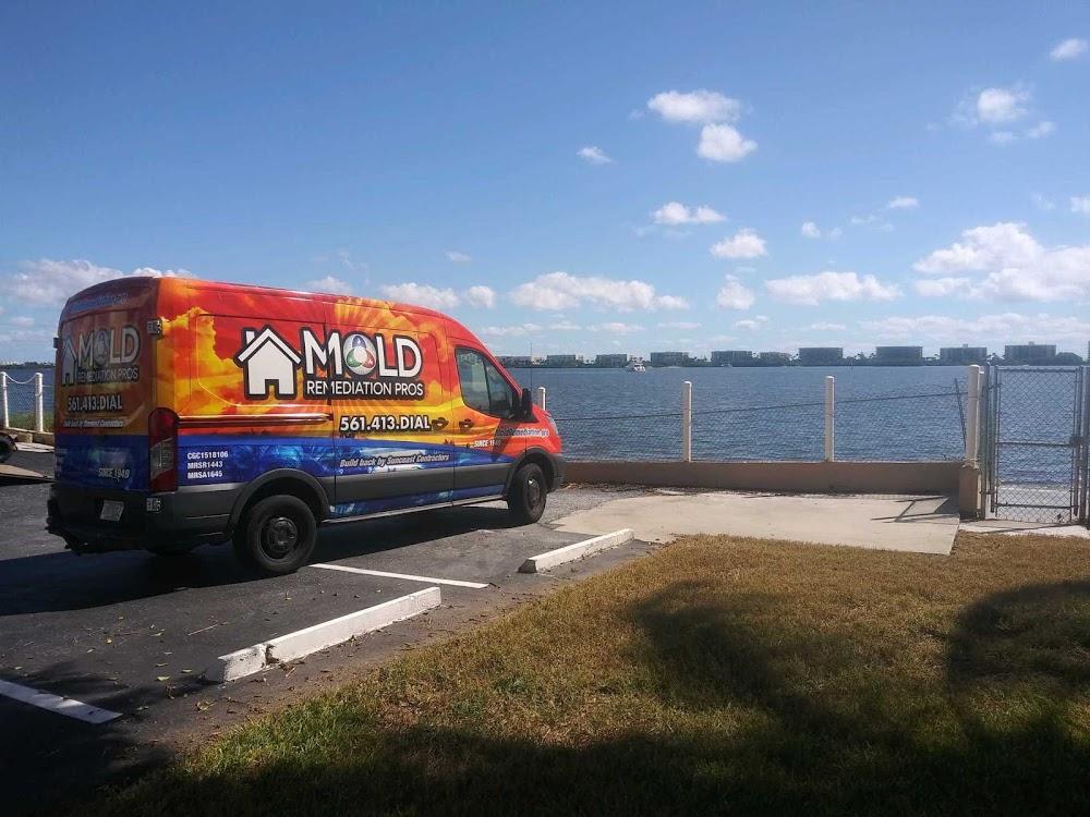 Boynton Beach Mold Remediation Pros