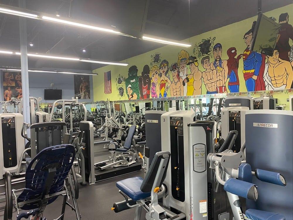 Doral Fitness Gym & Nutrition Center