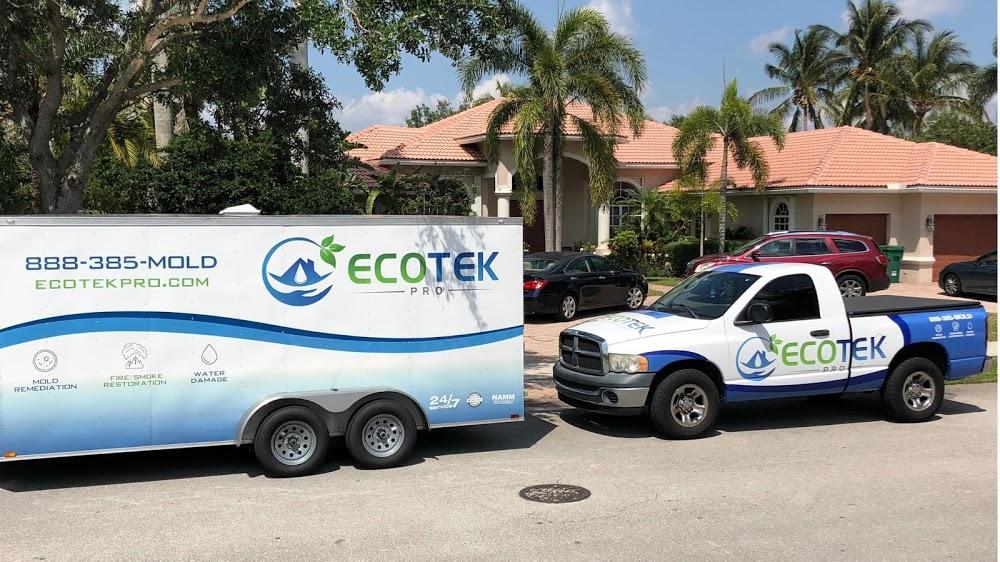 EcoTek Pro | Water Damage, Mold Remediation & Biohazard Cleanup