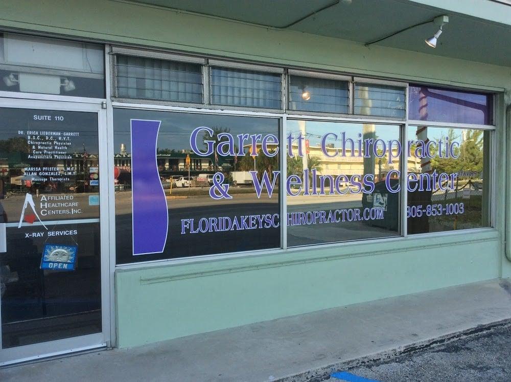 Garrett Chiropractic Wellness Center