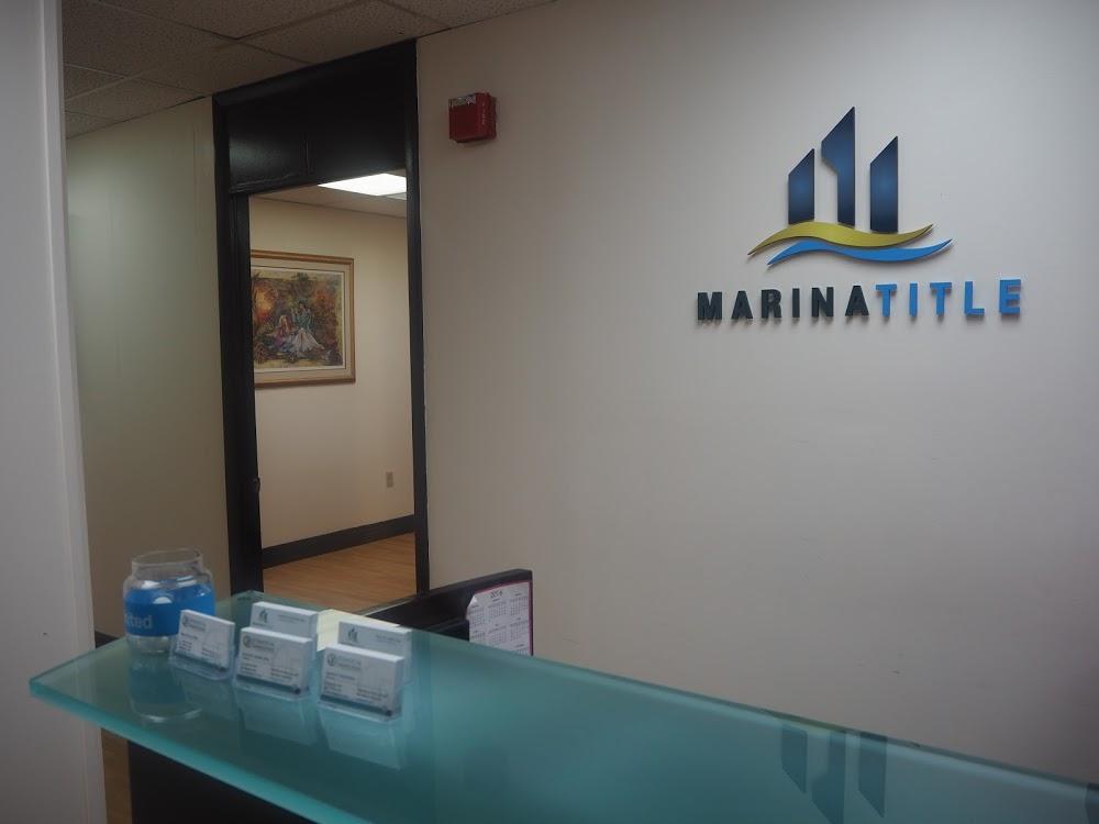 Marina Title, LLC
