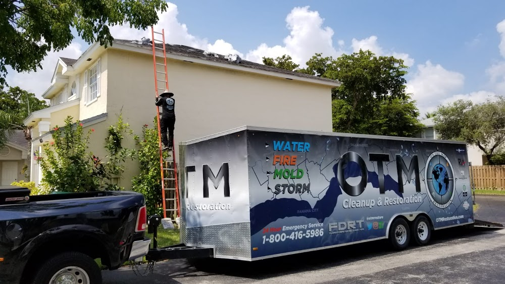On The Map Restoration | Mold Removal and Water Damage Restoration Miami Florida