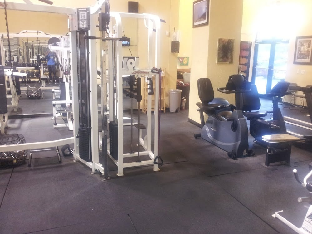Personal Fitness Center