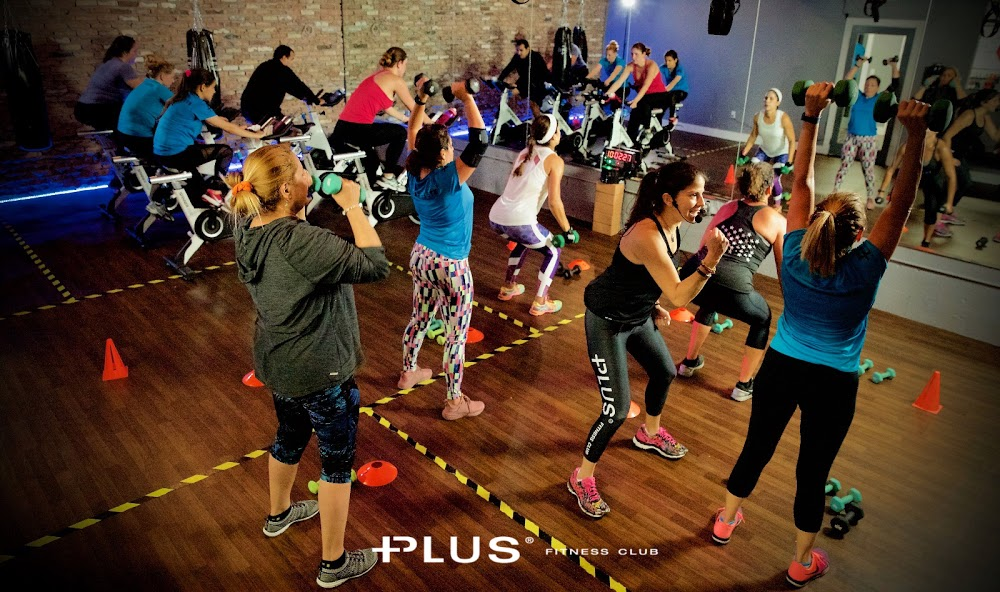 PLUS Fitness Club
