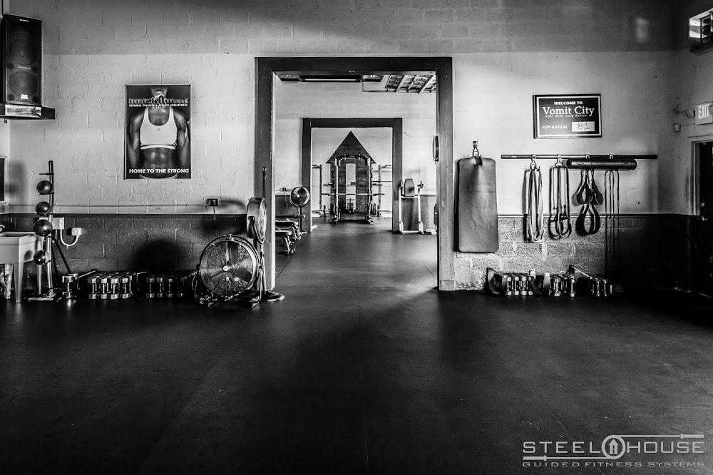 Steelhouse Fitness Miami, Inc.