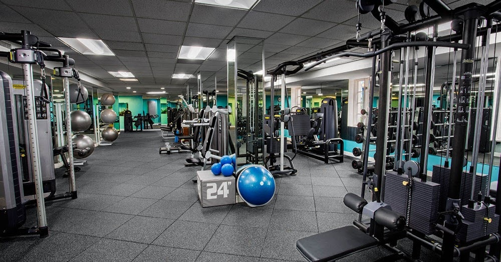 The Biltmore Hotel Fitness Center