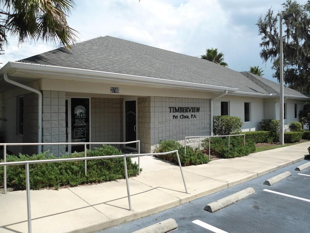 Timberview Pet Clinic
