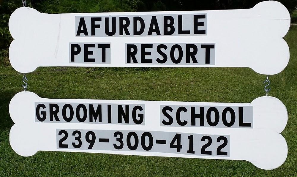 Afurdable Pet Grooming School & Resort