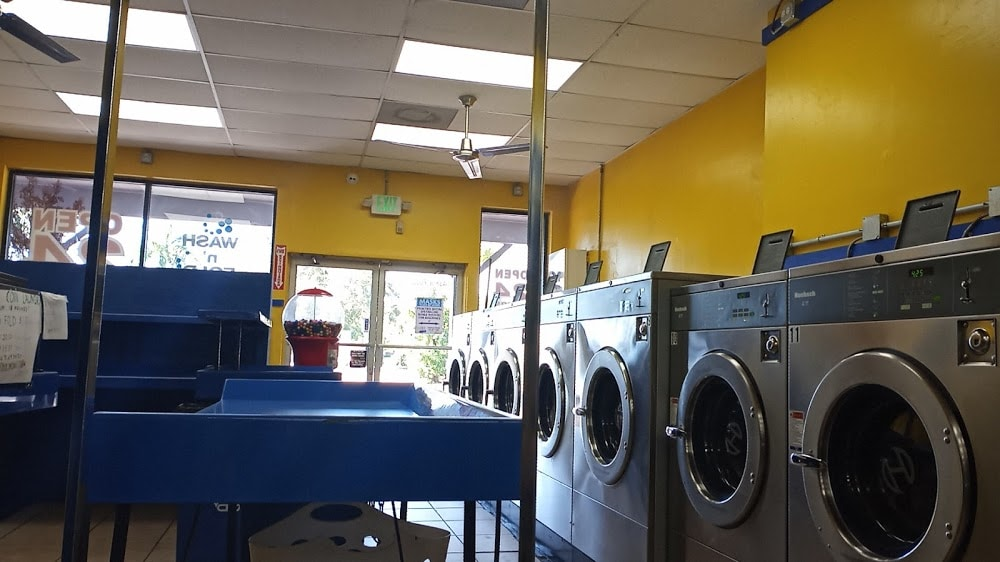Angel's Coin Laundry