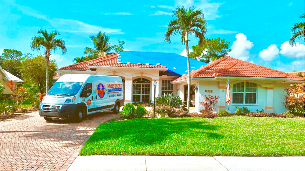Armstrong Water Mold Cleanup & Restorations