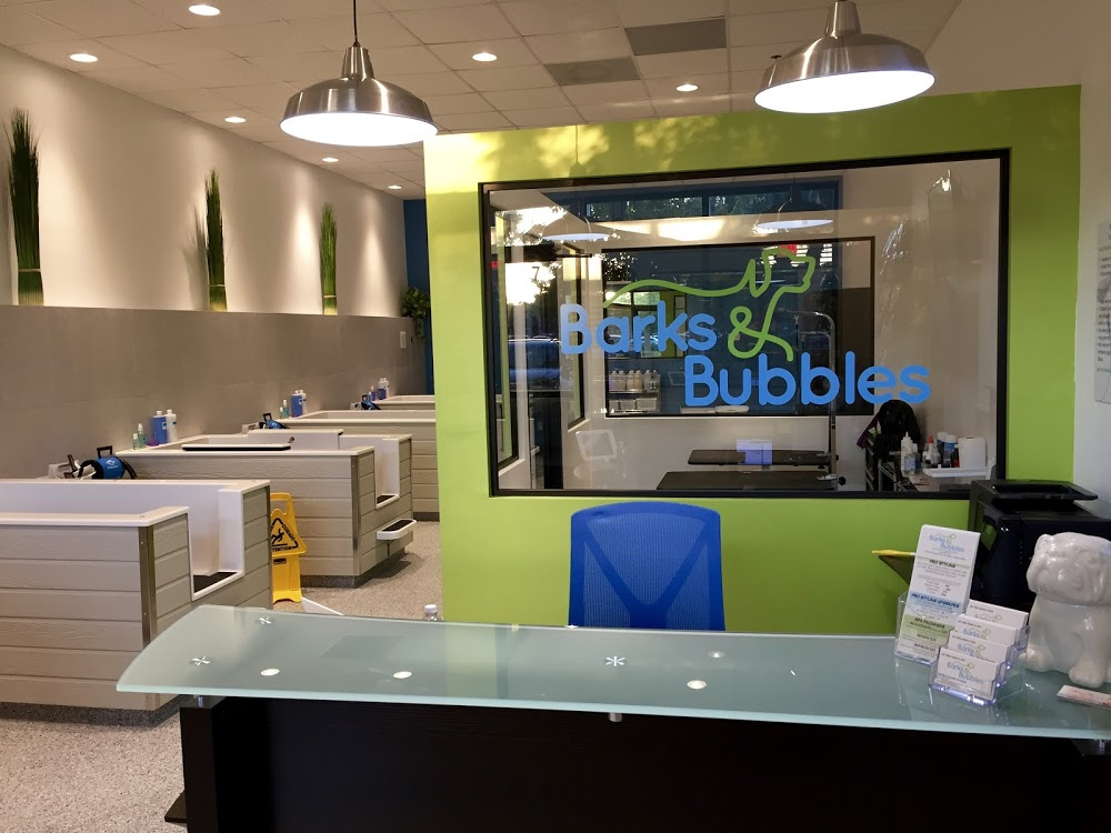 Barks & Bubbles Dog Grooming Spa