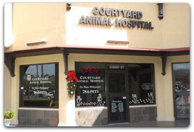Courtyard Animal Hospital