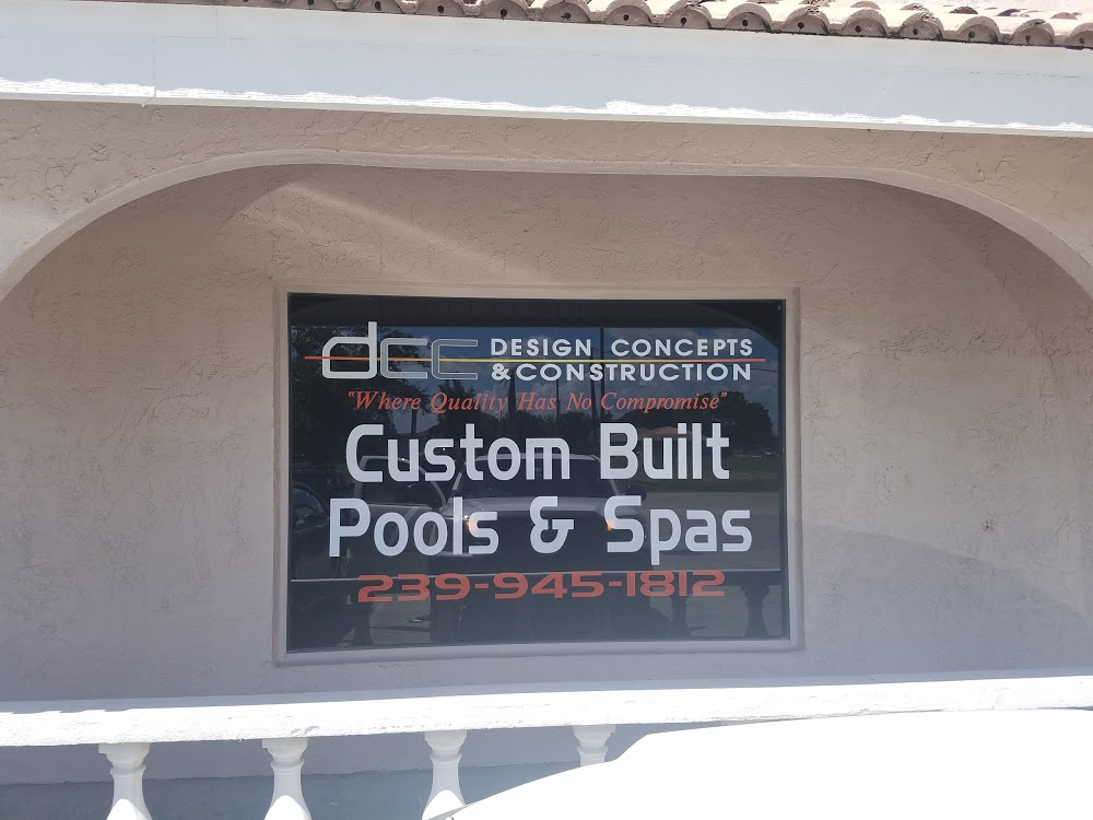 Custom Built Pools And Spas
