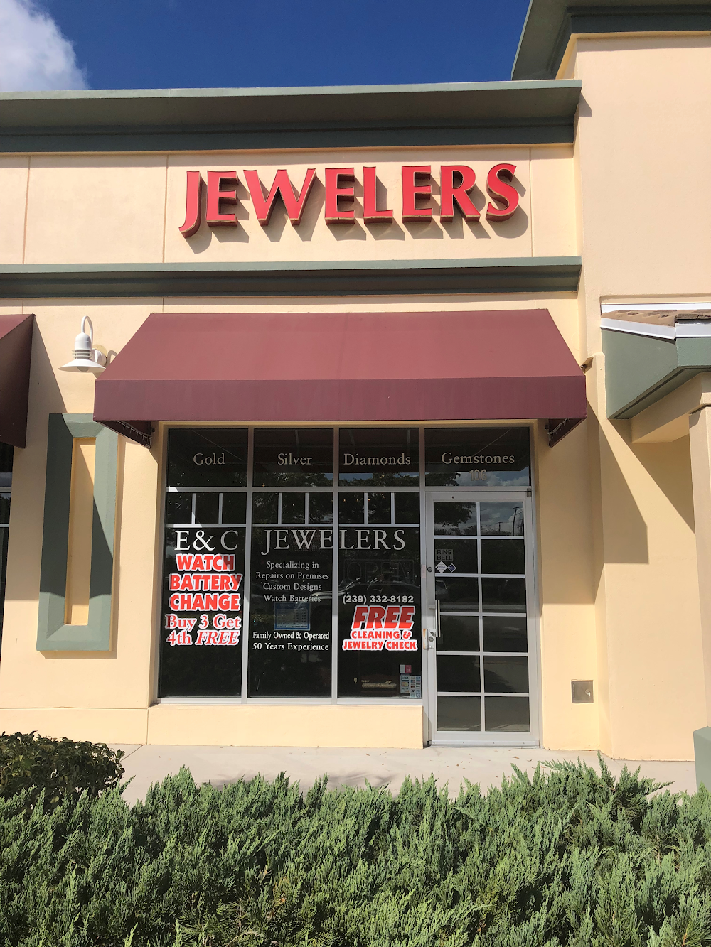 E & C Jewelers Inc.