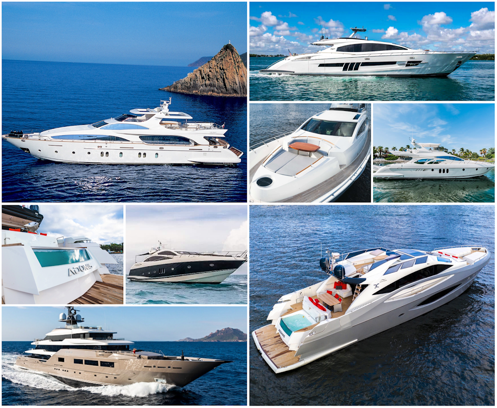 ECJ Luxe Yachts