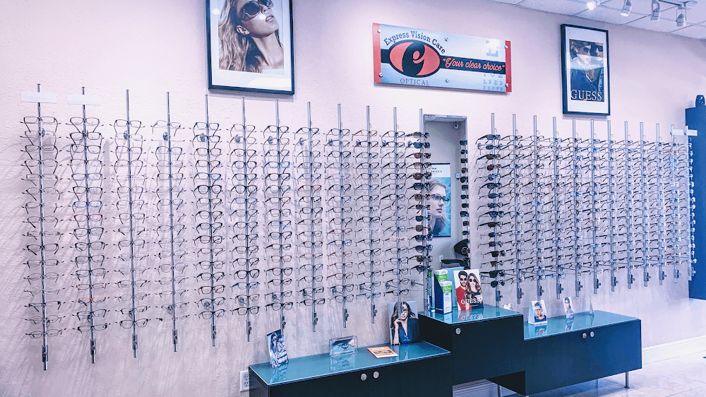Express Vision Care