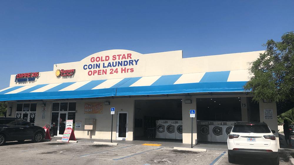 Gold Star Coin Laundromat