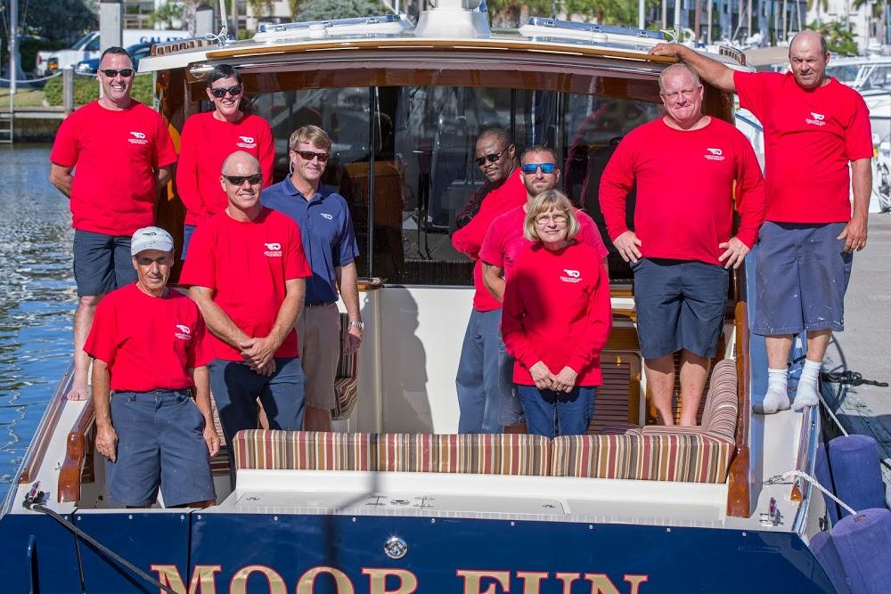 Hinckley Yacht Services
