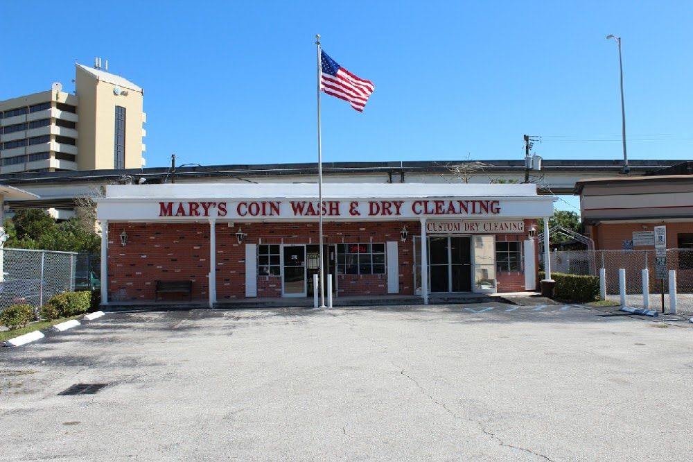 Mary's Coin Wash & Dry Cleaning