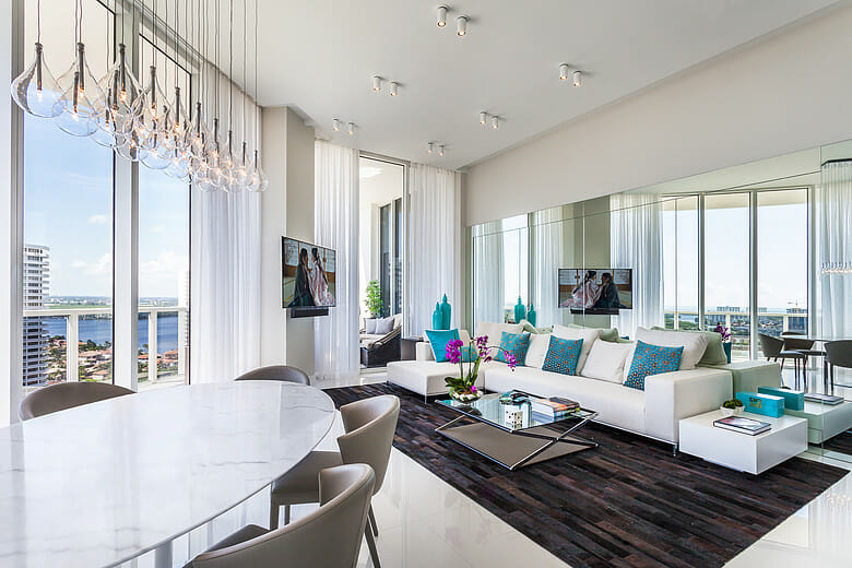 Miami Beach Interior Design
