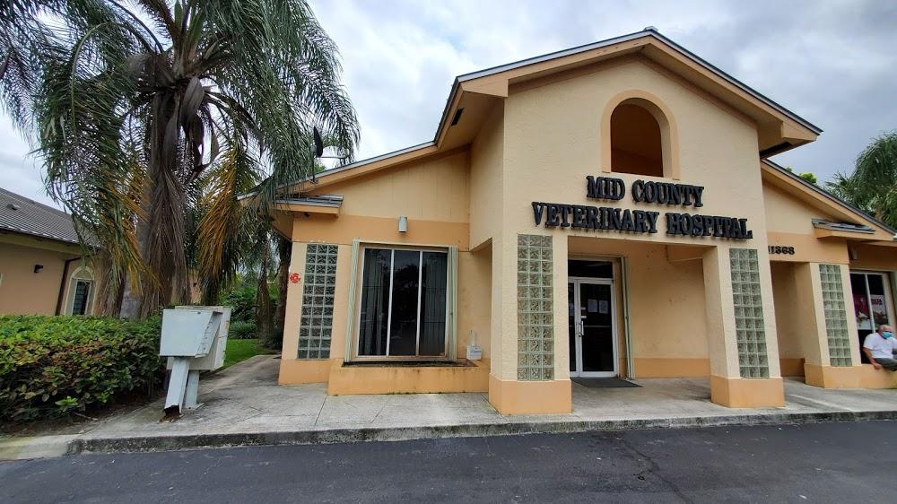 Mid County Veterinary Hospital
