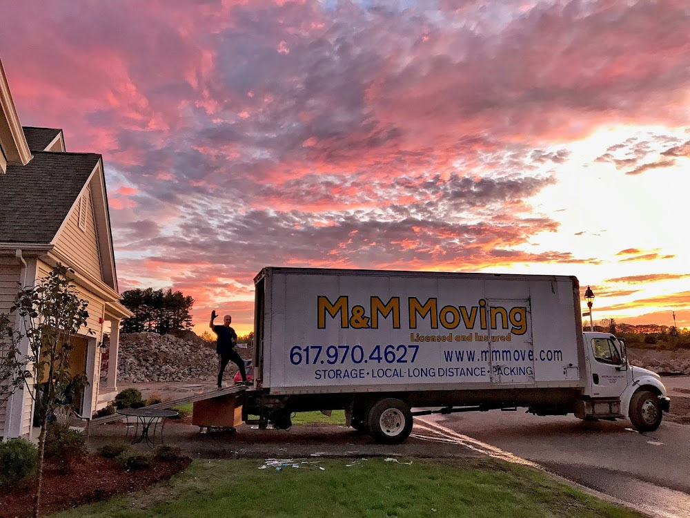 M&M Moving Co