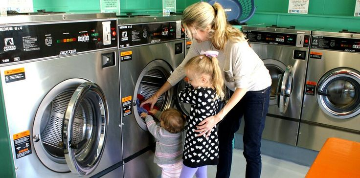 Mr Bubbles Laundromat & Commercial Laundry   Homestead