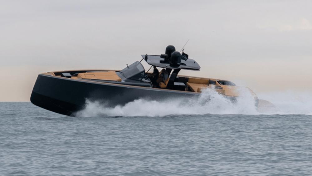 Pardo Yachts Naples