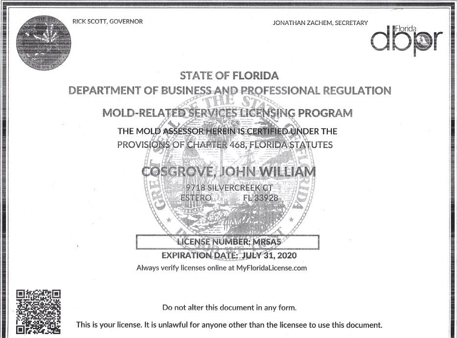 Radon & Mold Professionals II