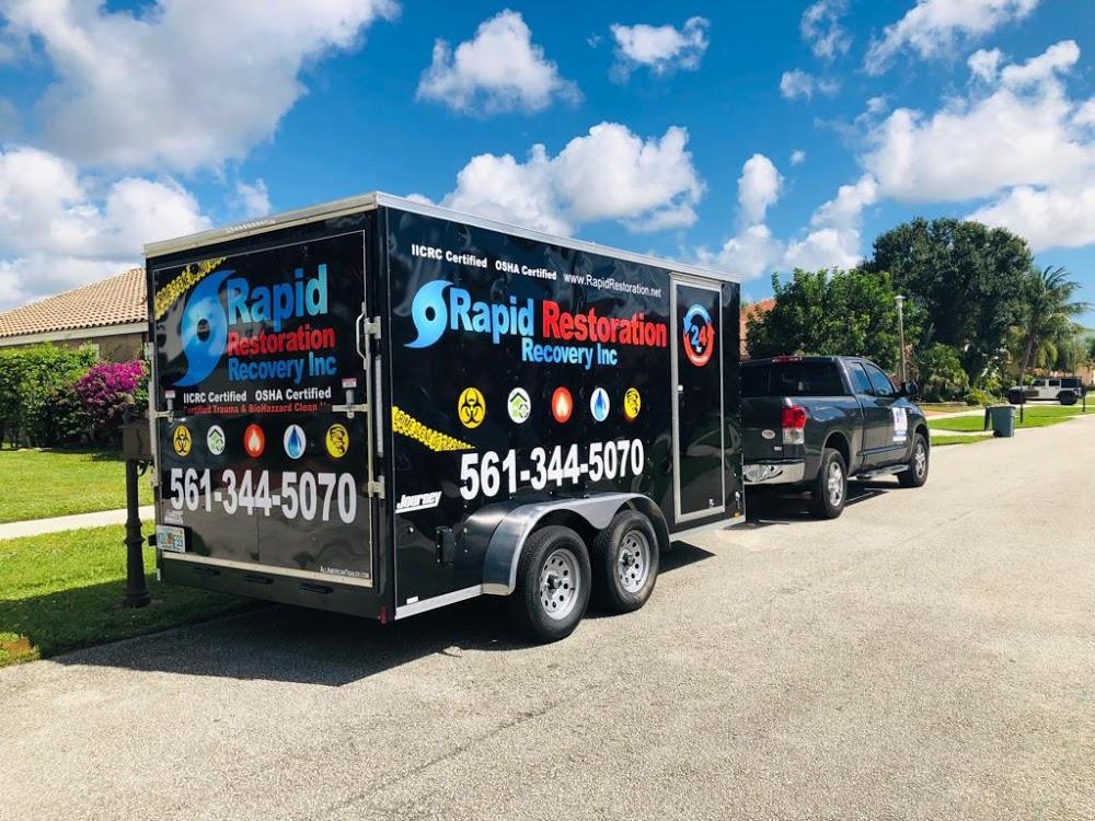 Rapid Restoration Recovery, Inc.