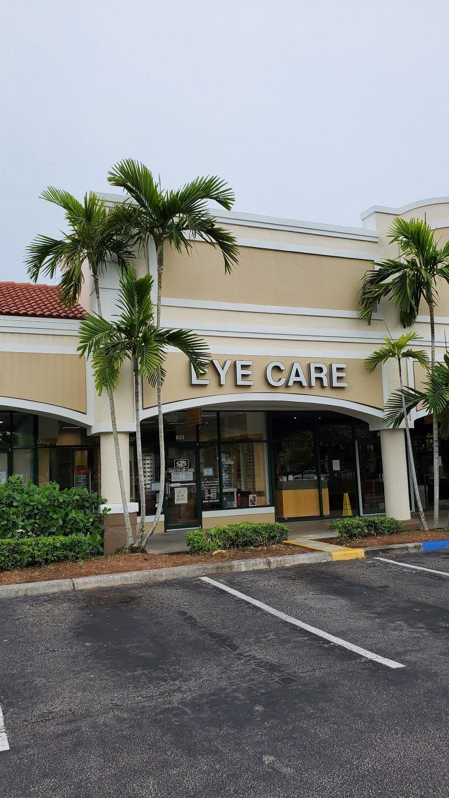Sager Eye Care Center