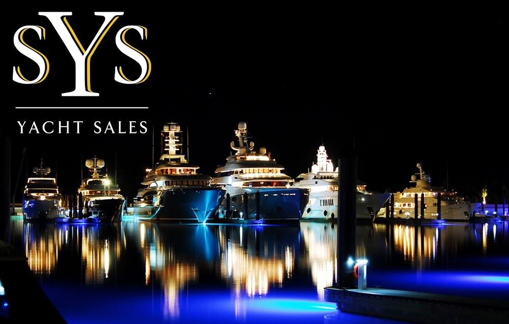 SYS Yacht Sales – Palm Beach
