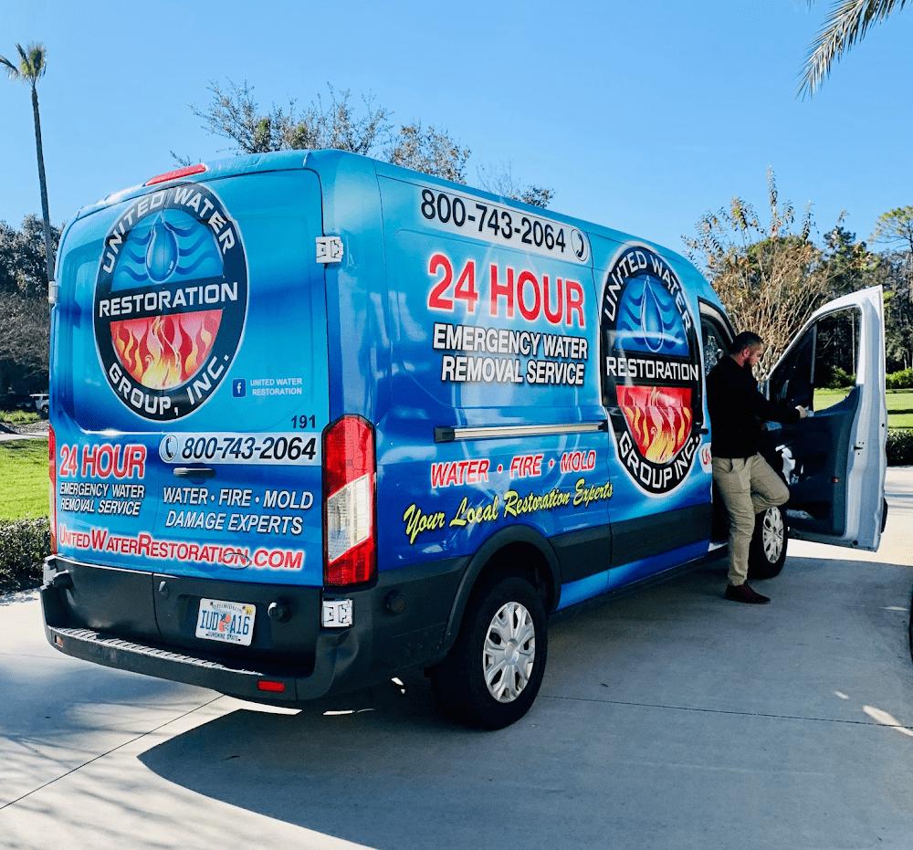 United Water Restoration Group of Jacksonville