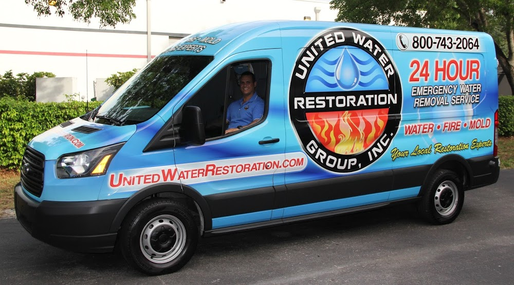 United Water Restoration Group of Pompano Beach