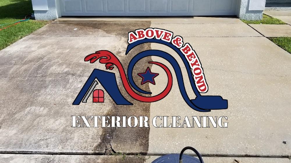 Above & Beyond Pressure Washing