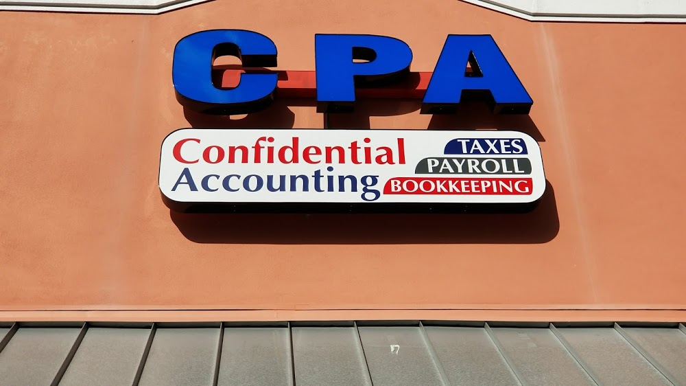 CPA Confidential Accounting